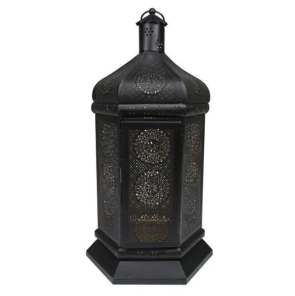 Moroccan Iron Lantern by Northlight Seasonal