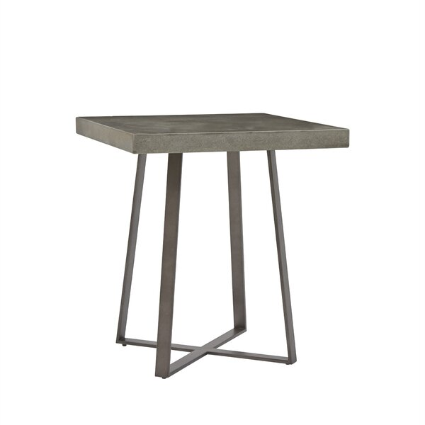 Chigwell End Table by 17 Stories