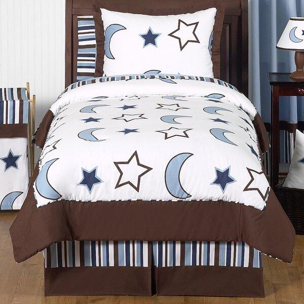 Starry Night 3 Piece Comforter Set by Sweet Jojo Designs