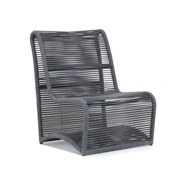 Milano Armless Patio Chair by Sunset West