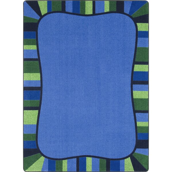 Colorful Accents Tufted Seaglass Rug