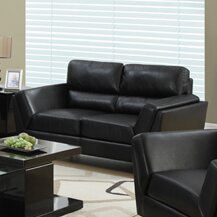Online Shop Loveseat by Monarch Specialties Inc. by Monarch Specialties Inc.