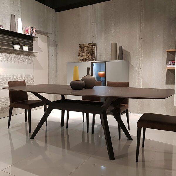 Avalon Rectangular Dining Table by YumanMod