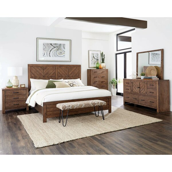 Pasha Standard Bed by Union Rustic