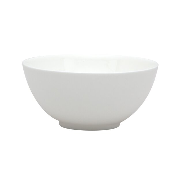 Everytime 24 oz. Tall Cereal Bowl (Set of 6) by Red Vanilla