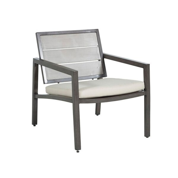 Riviera Patio Chair with Cushions by Summer Classics