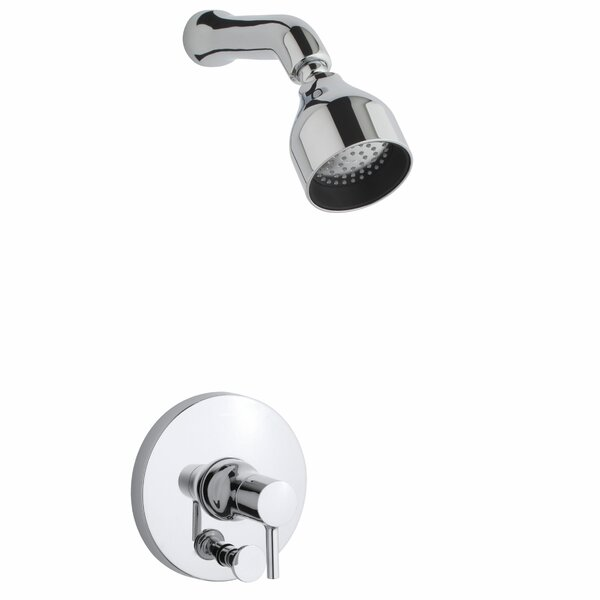 Toobi Shower Trim with Diverter, Valve Not Included by Kohler