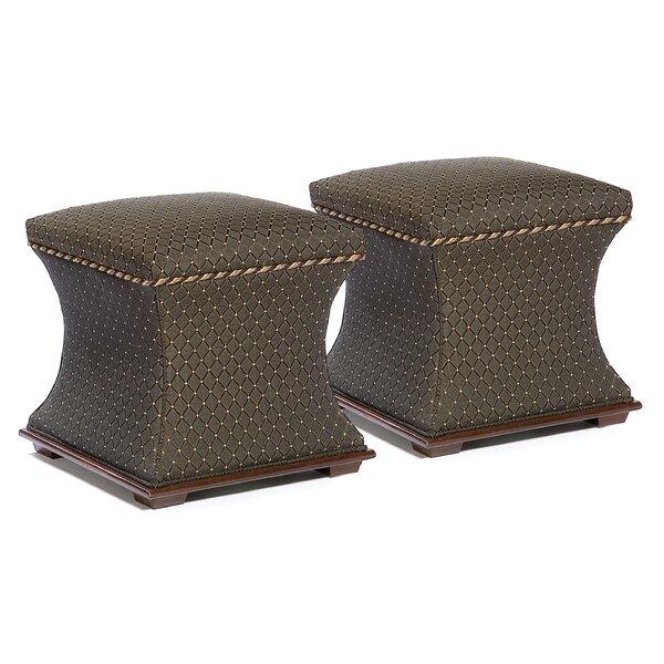 Cannon Ottoman by Fairfield Chair