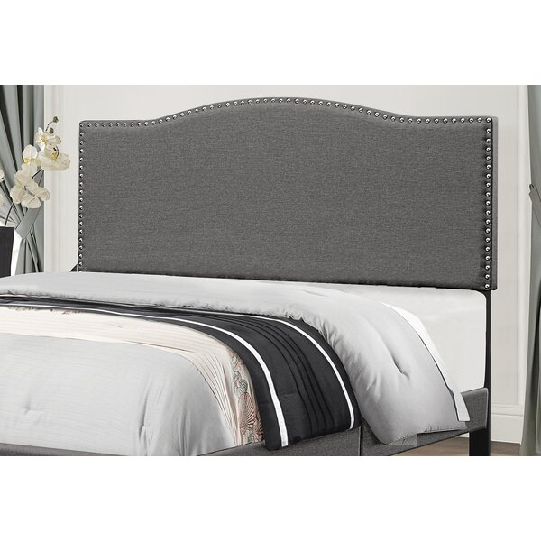 Upholstered Panel Headboard by Willa Arlo Interior