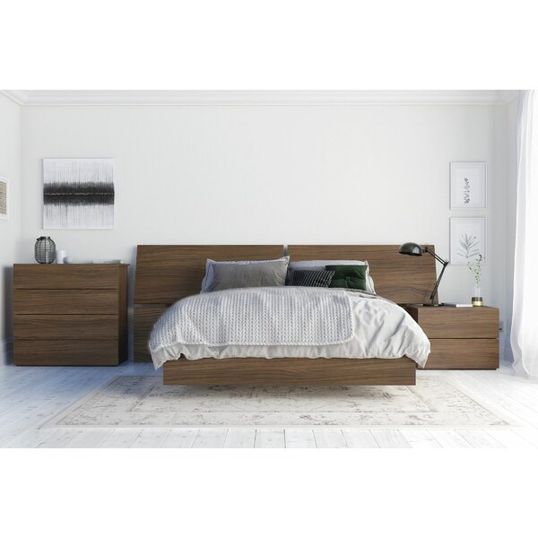 Pertev 4 Piece Bedroom Set by Ebern Designs