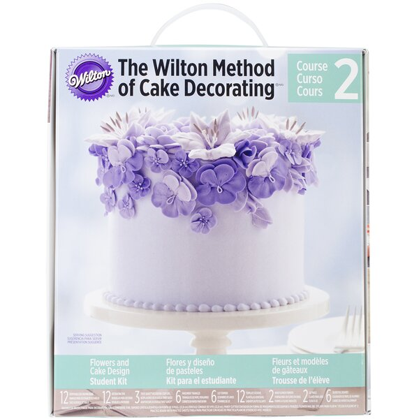 Student Decorating Course 2 Kit by Wilton