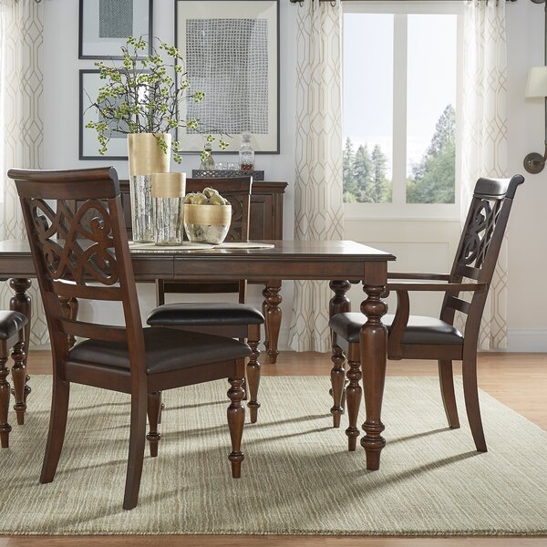 Leopoldo 5 Piece Dining Set by Fleur De Lis Living