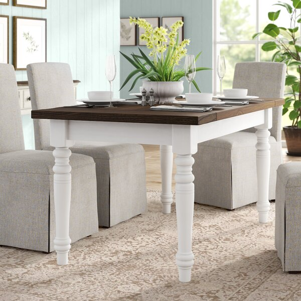 Bhagchandani Cottage Dining Table by August Grove