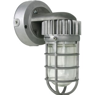 Eustaquio 1-Light Outdoor Sconce By 17 Stories Outdoor Lighting