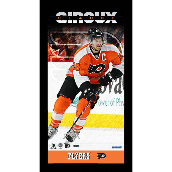 Player Profile Framed Graphic Art by Steiner Sports