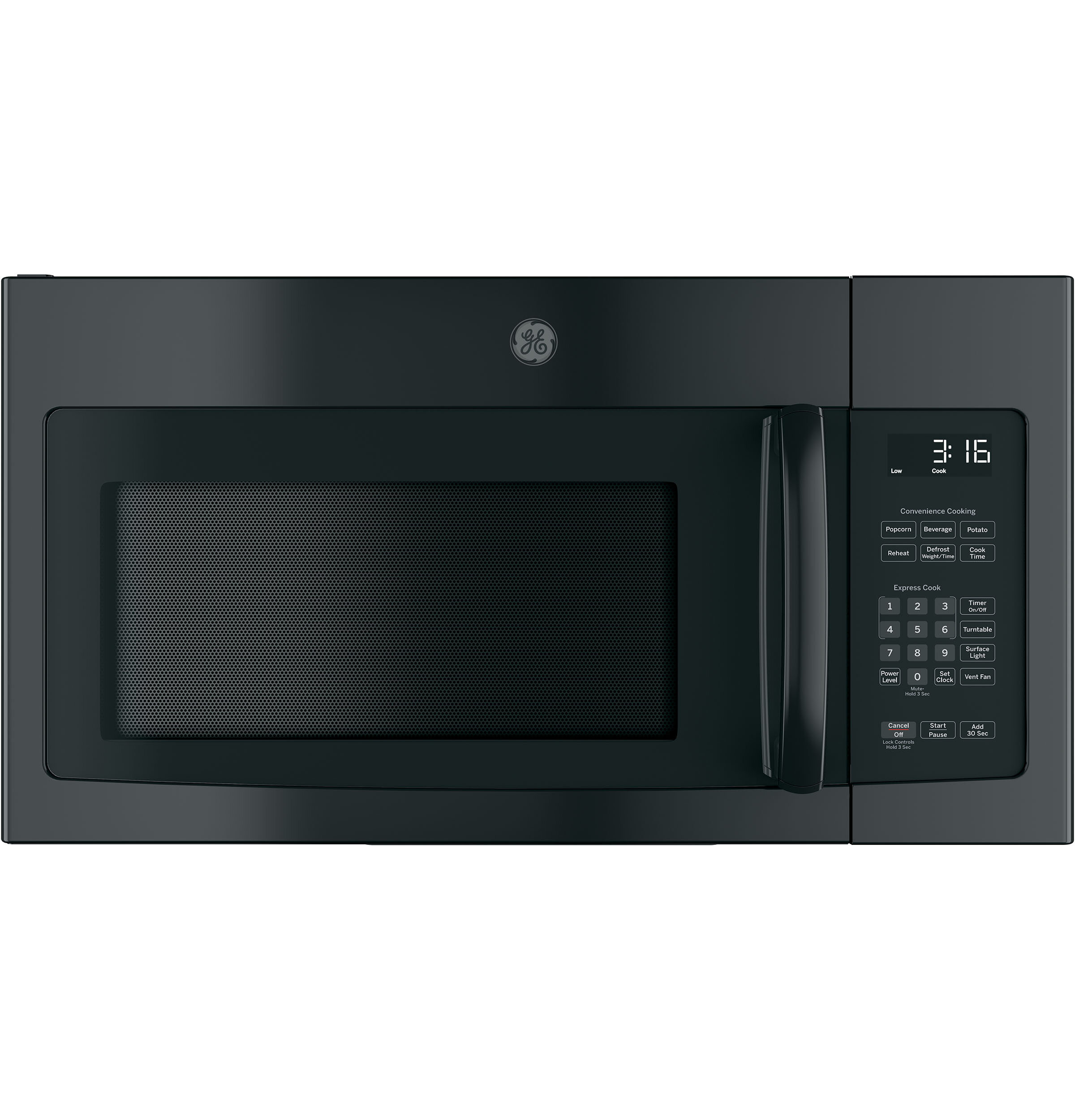 Ge Liances 30 1 6 Cu Ft Over The