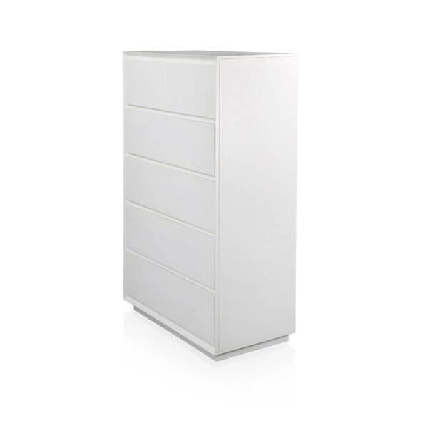 Pearl 6 Drawer Chest by Hokku Designs