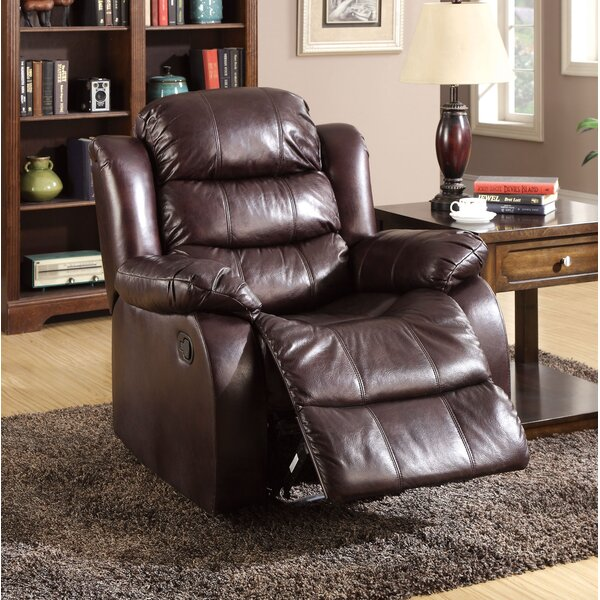 Homes Manual Recliner [Red Barrel Studio]