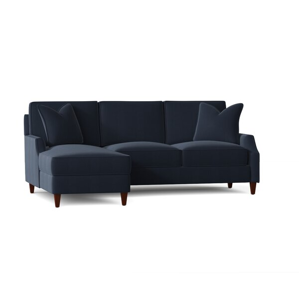 Kaat Sectional With Chaise By Birch Lane™ Heritage