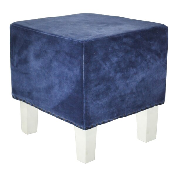 Bess Petit Ottoman by Divine Home
