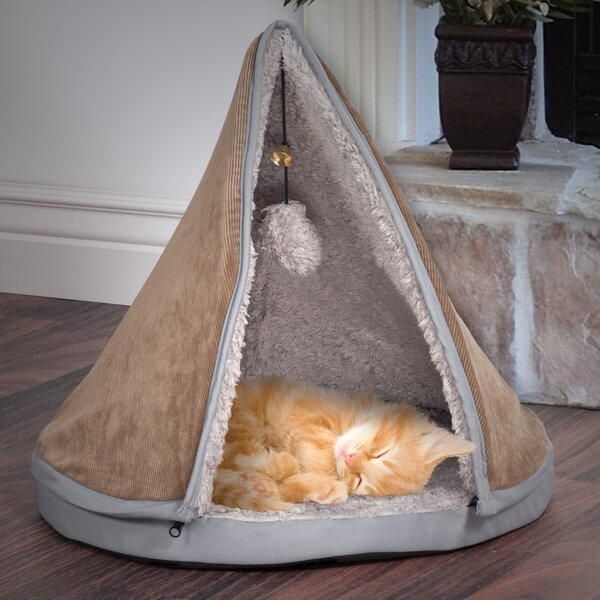 Roberta Sleep & Play Cat Bed by Tucker Murphy Pet