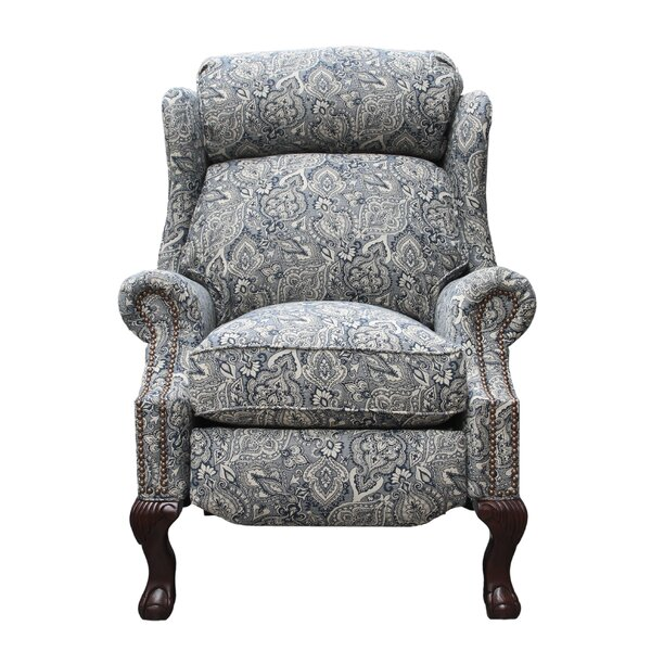 Verne Manual Recliner By Canora Grey.