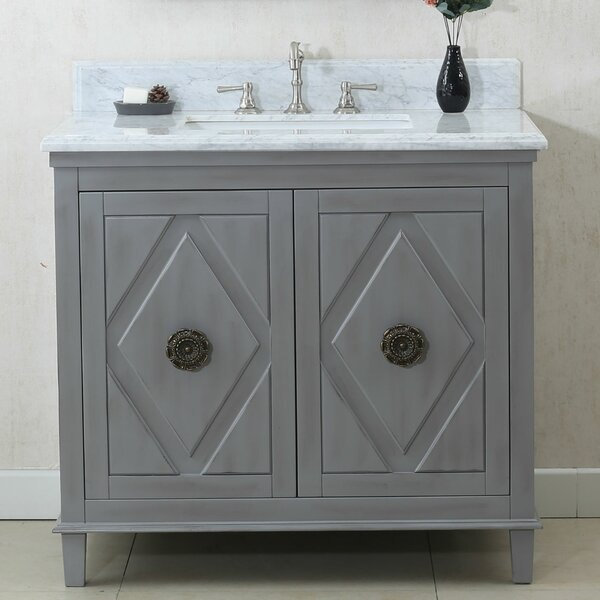 Superior 36 Single Bathroom Vanity Set by Bungalow Rose
