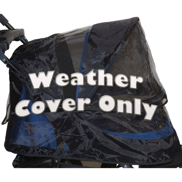 Weather Cover for AT3 No-Zip Jogger by Pet Gear