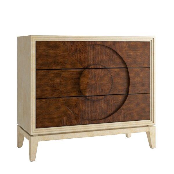 Hanish 3 Drawer Dresser by Willa Arlo Interiors