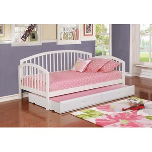 Seybert Twin Daybed with Trundle