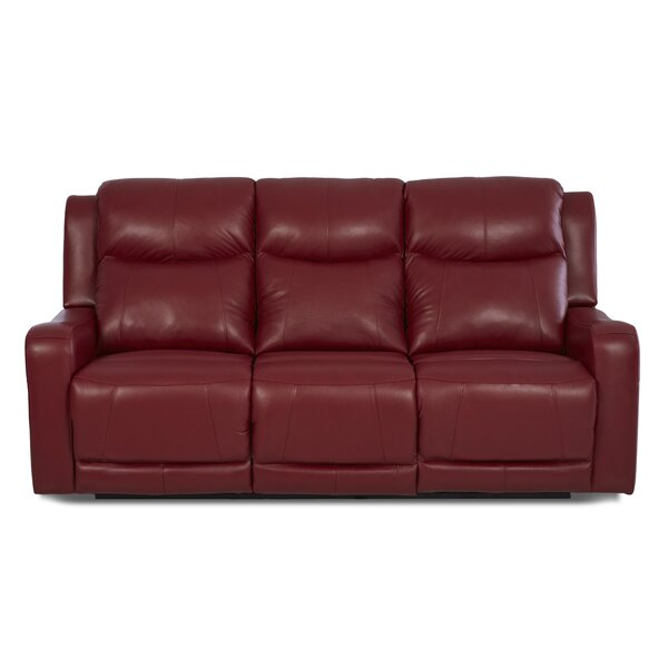 Review Theodore Reclining Sofa