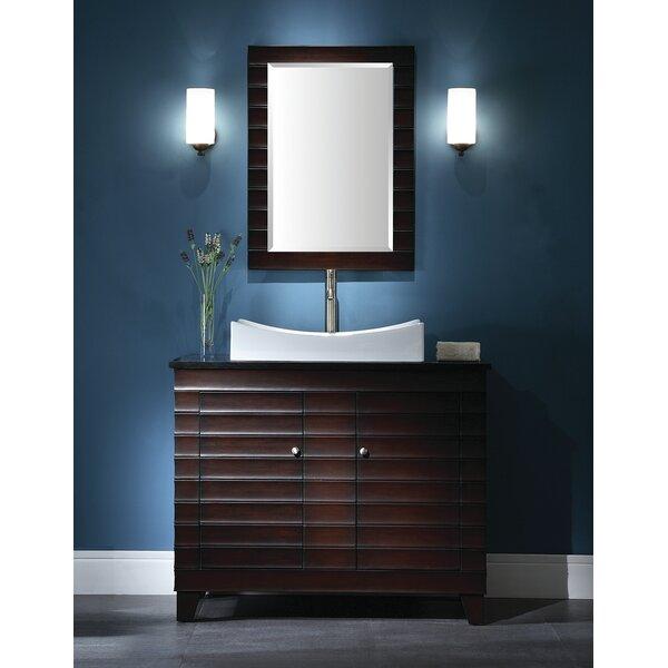 Jalbert 42 Single Bathroom Vanity Set