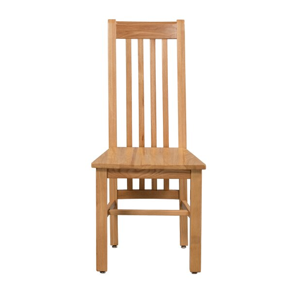 Covarrubias Solid Wood Dining Chair (Set of 2) by Loon Peak