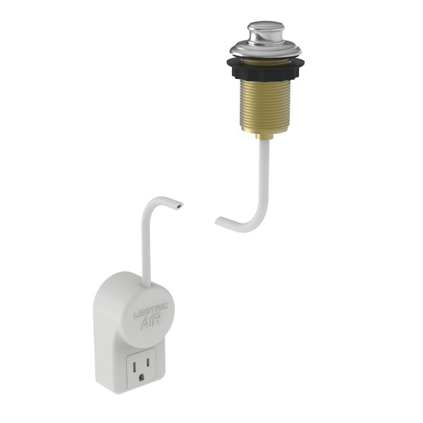 Jacobean Activated Disposer Air Switch by Newport Brass