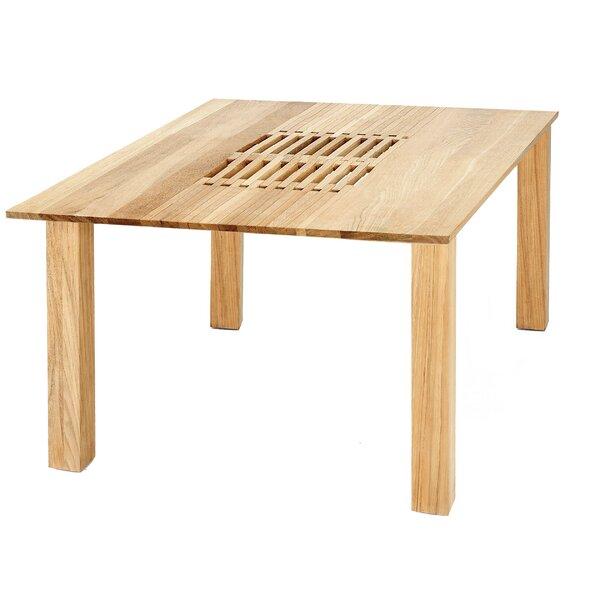 Hamilton Teak Dining Table by OASIQ