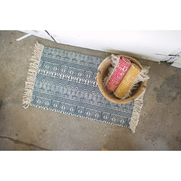 Antione Cotton Area Rug (Set of 3) by Bungalow Rose