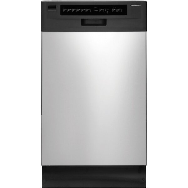 18'' 55 dBA Built-In Dishwasher by Frigidaire
