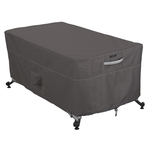 Patio Fire Pit Table Cover by Freeport Park