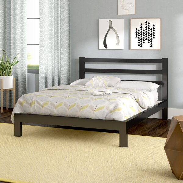 Avey Platform Bed by Merc...