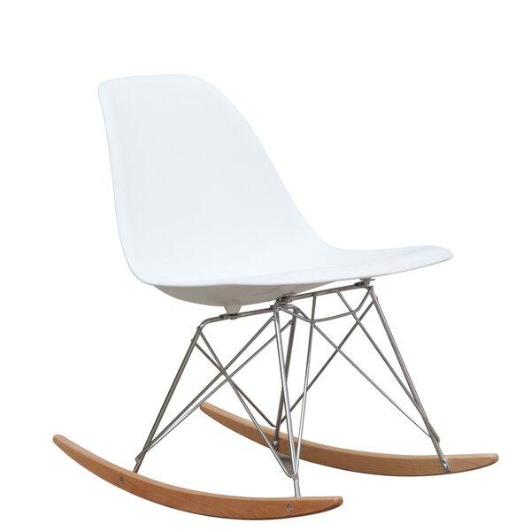 Rocker Side Chair By Fine Mod Imports