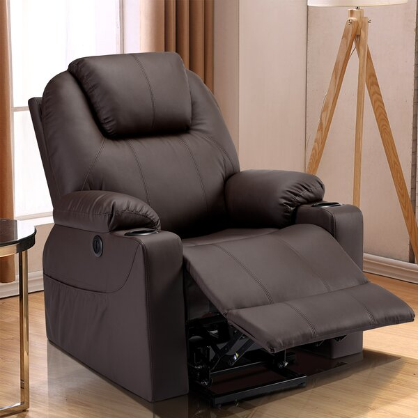 Power Reclining Massage Chair W003416241