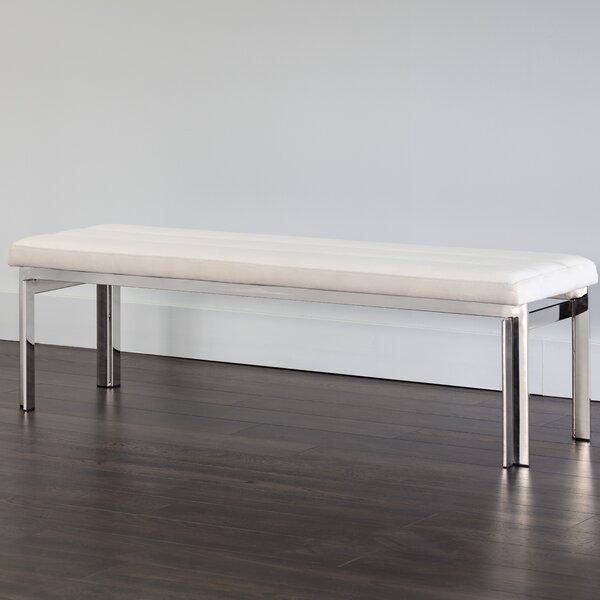 Kimbra Upholstered Bench By Orren Ellis