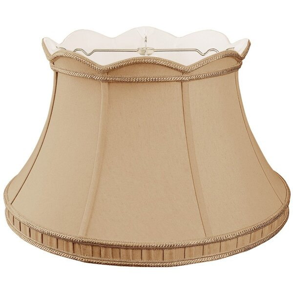 Timeless 19 Silk/Shantung Bell Lamp Shade by Royal Designs