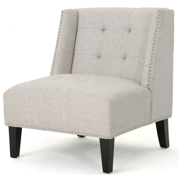 Silsbee Wingback Chair By Charlton Home