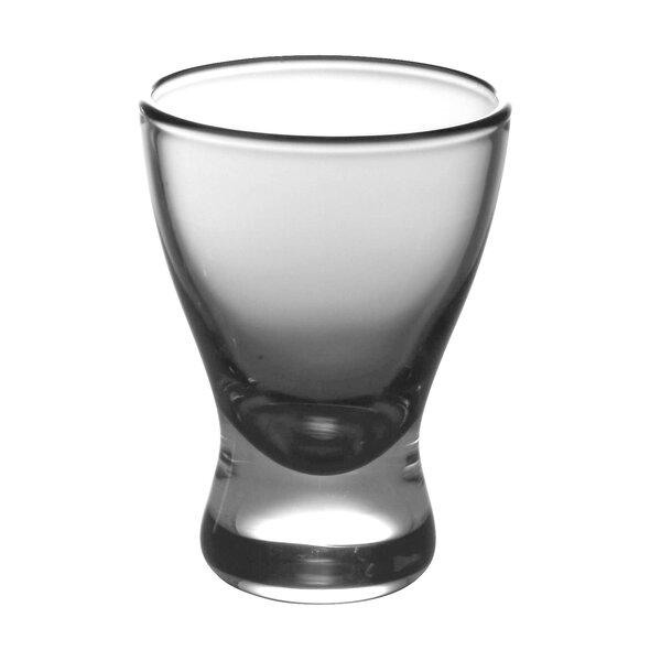Nadia 2 Oz. Liquor Glass (Set of 6) by Majestic Crystal