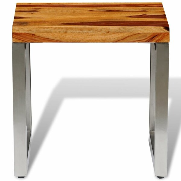 Theo Sled Coffee Table By Wrought Studio