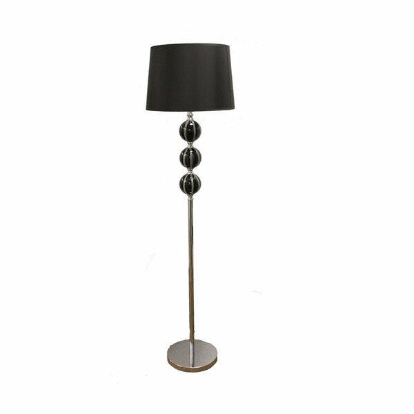 Modern Orbs 61.5 Floor Lamp by Major-Q