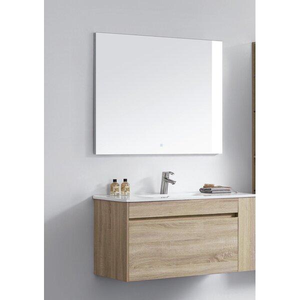80 Single Bathroom Vanity Set with Mirror by Orren Ellis