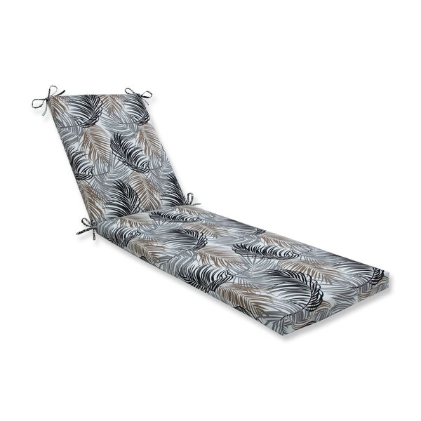 Maud Indoor/Outdoor Chaise Lounge Cushion