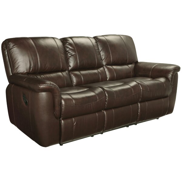 Sudduth Leather Sofa By Red Barrel Studio